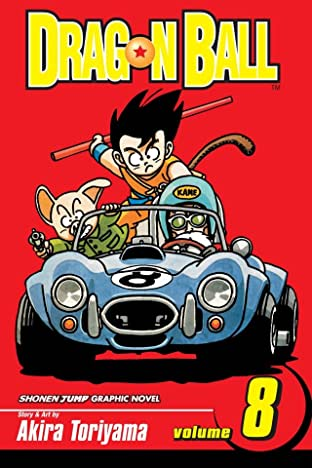 Dragon Ball Tome 8