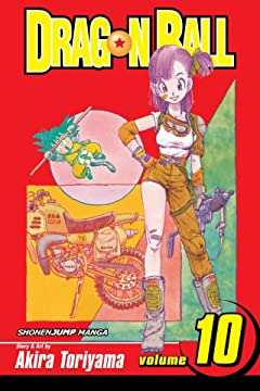 Dragon Ball Tome 10
