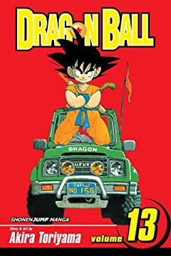 Dragon Ball Tome 13