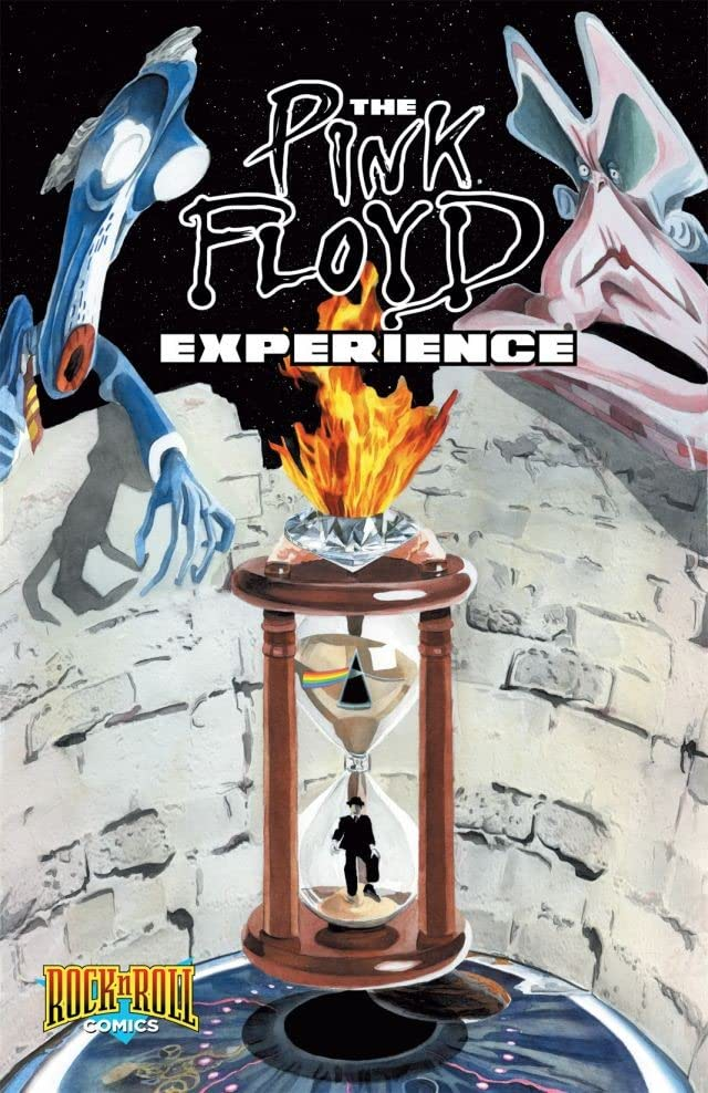 Rock N Roll Comics: The Pink Floyd Experience