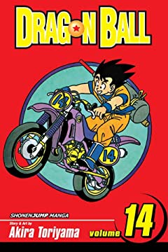 Dragon Ball Tome 14