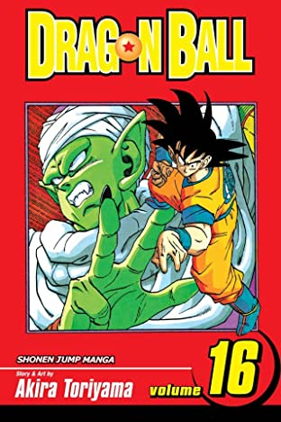 Dragon Ball Tome 16