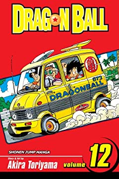 Dragon Ball Tome 12