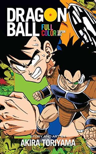 Dragon Ball Full Color Tome 1