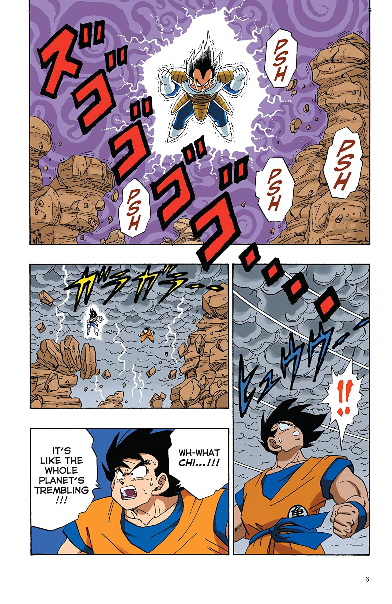 Dragon Ball Full Color Vol. 3