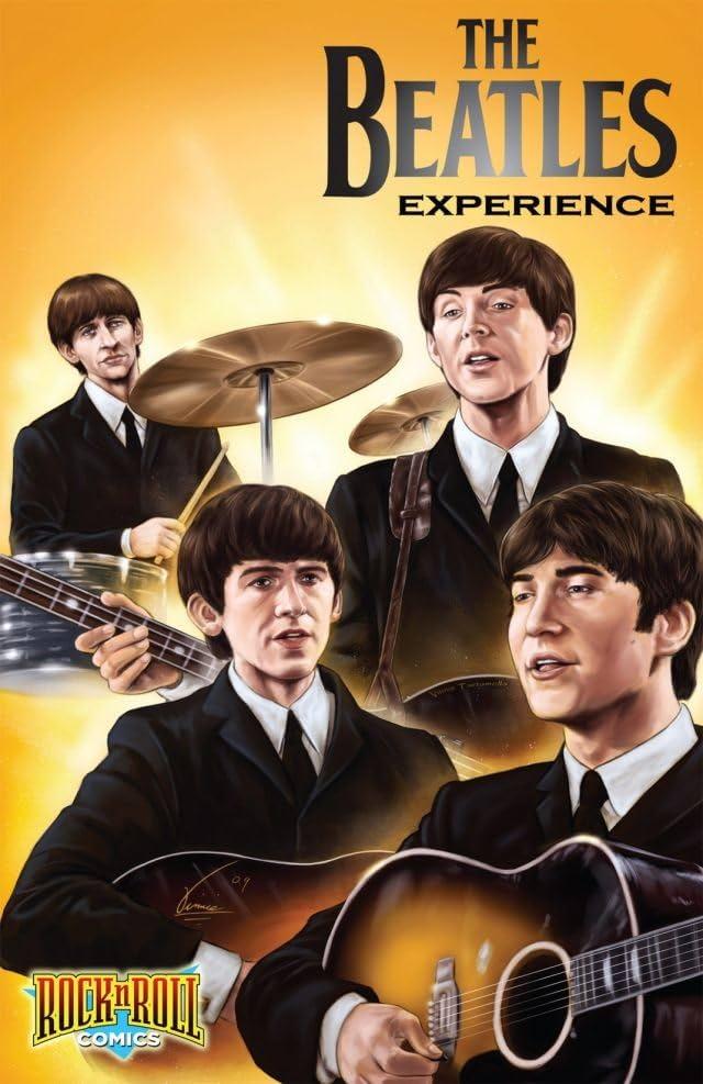 Rock N Roll Comics: Beatles Experience