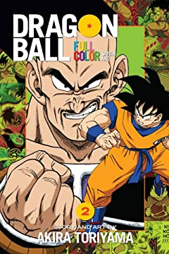 Dragon Ball Full Color Vol. 2