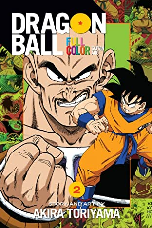 Dragon Ball Full Color Tome 2