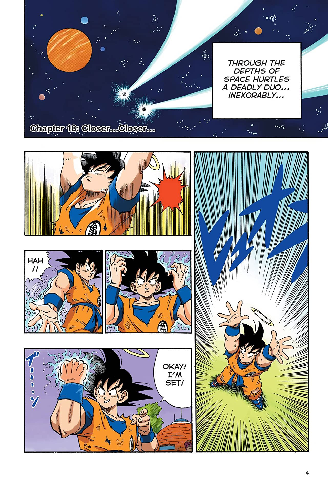 Dragon Ball Full Color Vol. 2