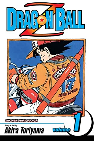 Dragon Ball Z Tome 1