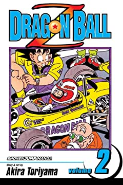 Dragon Ball Z Tome 2
