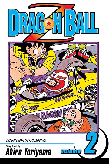 Dragon Ball Z Vol. 2