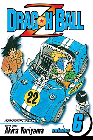 Dragon Ball Z Tome 6