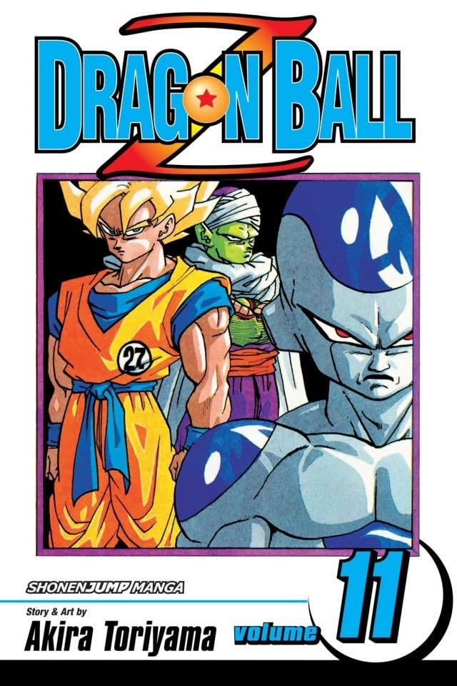 Dragon Ball Z Vol. 11