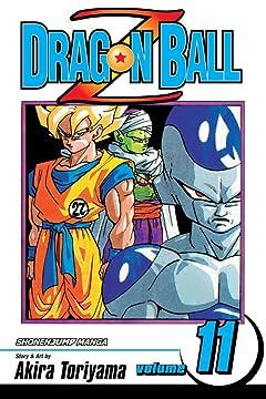Dragon Ball Z Vol. 11