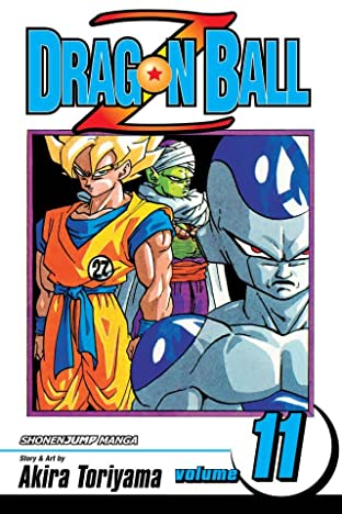 Dragon Ball Z Tome 11