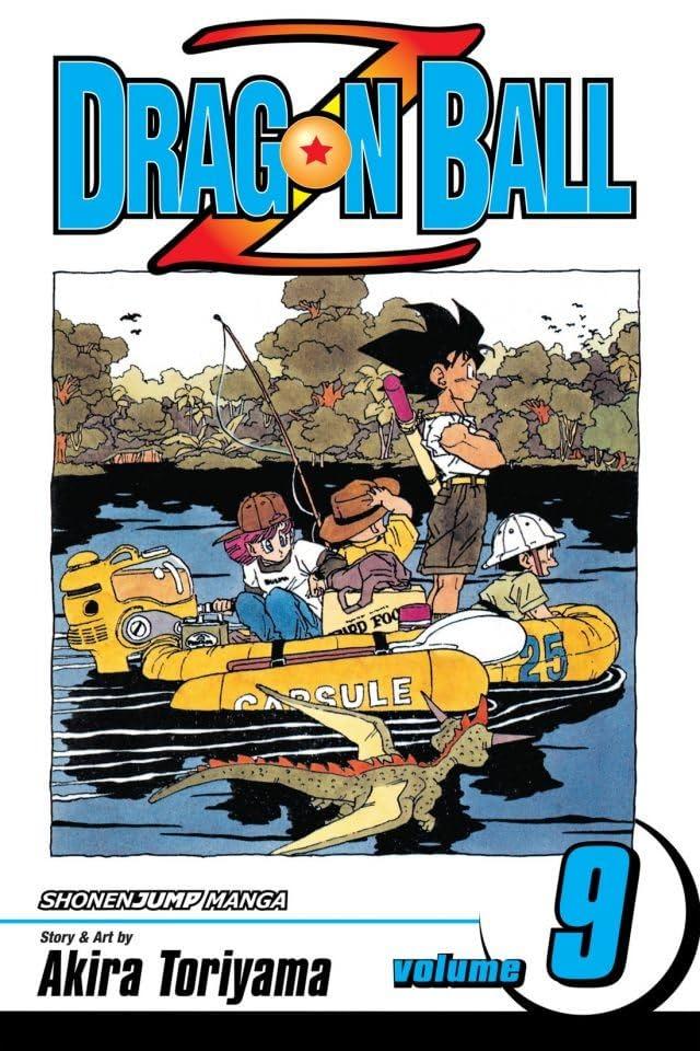 Dragon Ball Z Tome 9