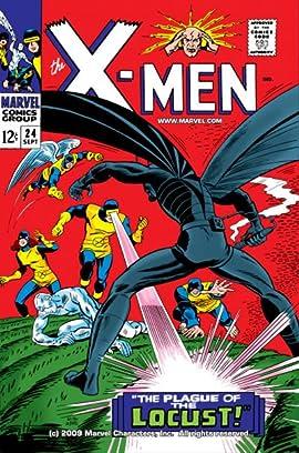 Uncanny X-Men (1963-2011) #24