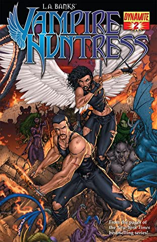 L.A. Banks' Vampire Huntress #2: The Hidden Darkness