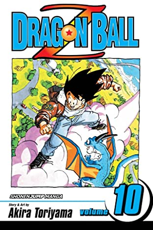 Dragon Ball Z Tome 10
