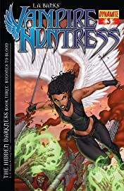 L.A. Banks' Vampire Huntress #3: The Hidden Darkness