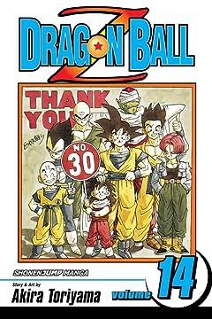 Dragon Ball Z Vol. 14