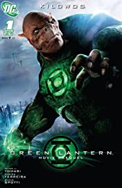 Green Lantern Movie Prequel: Kilowog