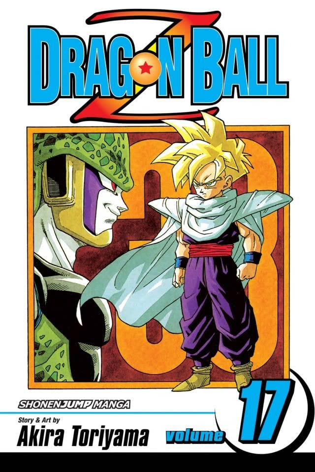 Dragon Ball Z Vol. 17