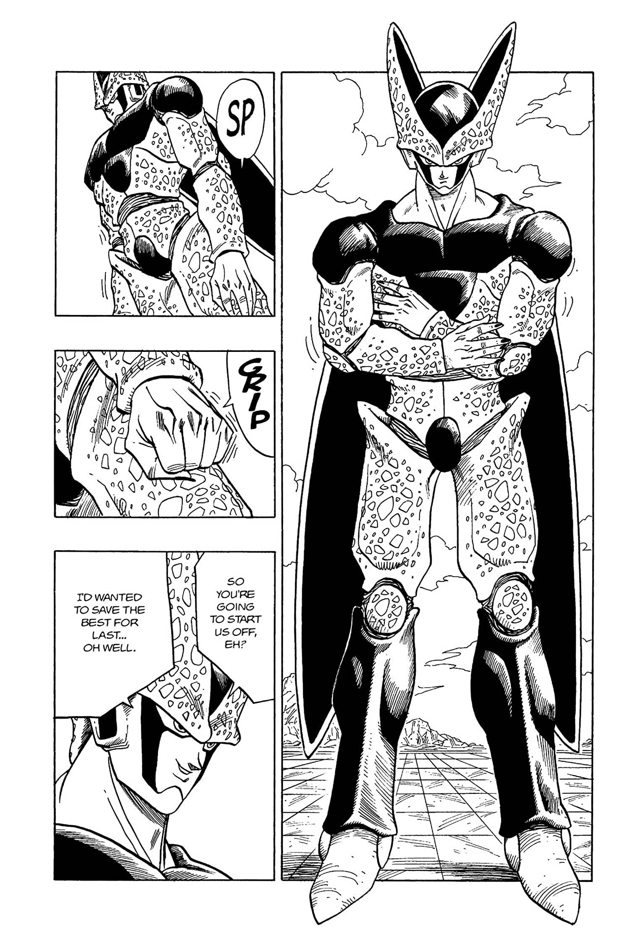 Dragon Ball Z Vol. 18