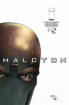 Halcyon #5 (of 5)