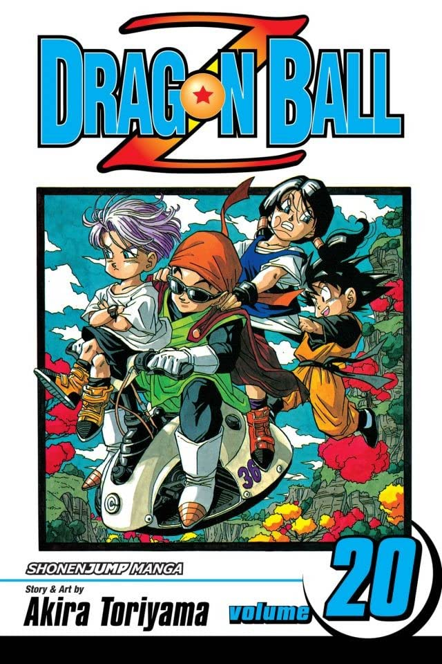 Dragon Ball Z Vol. 20
