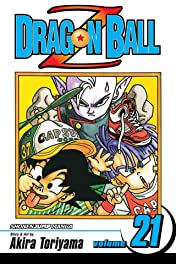 Dragon Ball Z Vol. 21