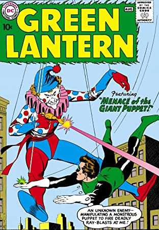 Green Lantern (1960-1986) #1