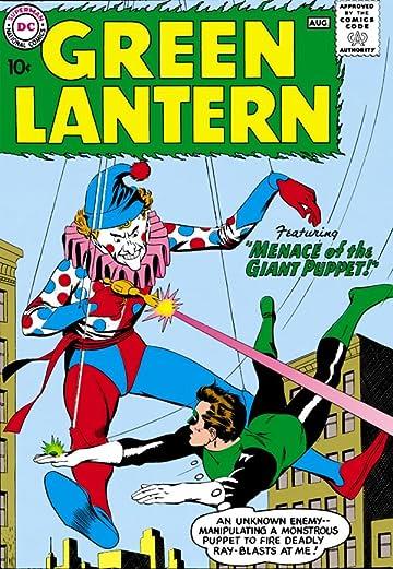 Green Lantern (1960-1972) #1