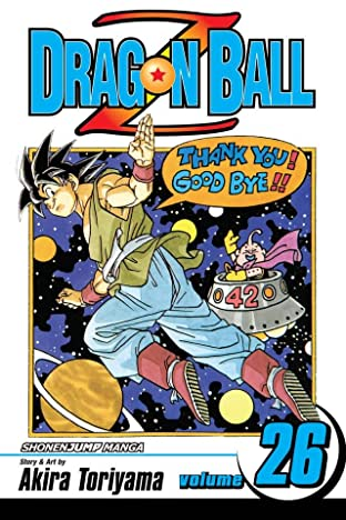 Dragon Ball Z Vol. 26