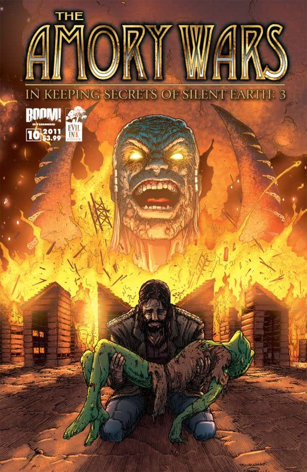 The Amory Wars: In Keeping Secrets of Silent Earth: 3 #10 (of 12)