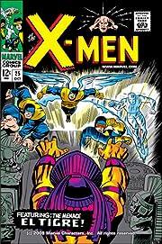 Uncanny X-Men (1963-2011) #25