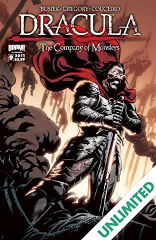 Dracula: The Company of Monsters #9