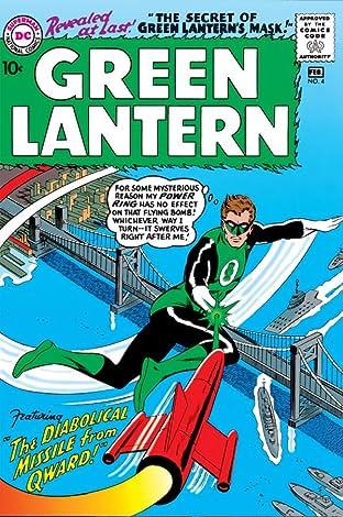 Green Lantern (1960-1986) #4