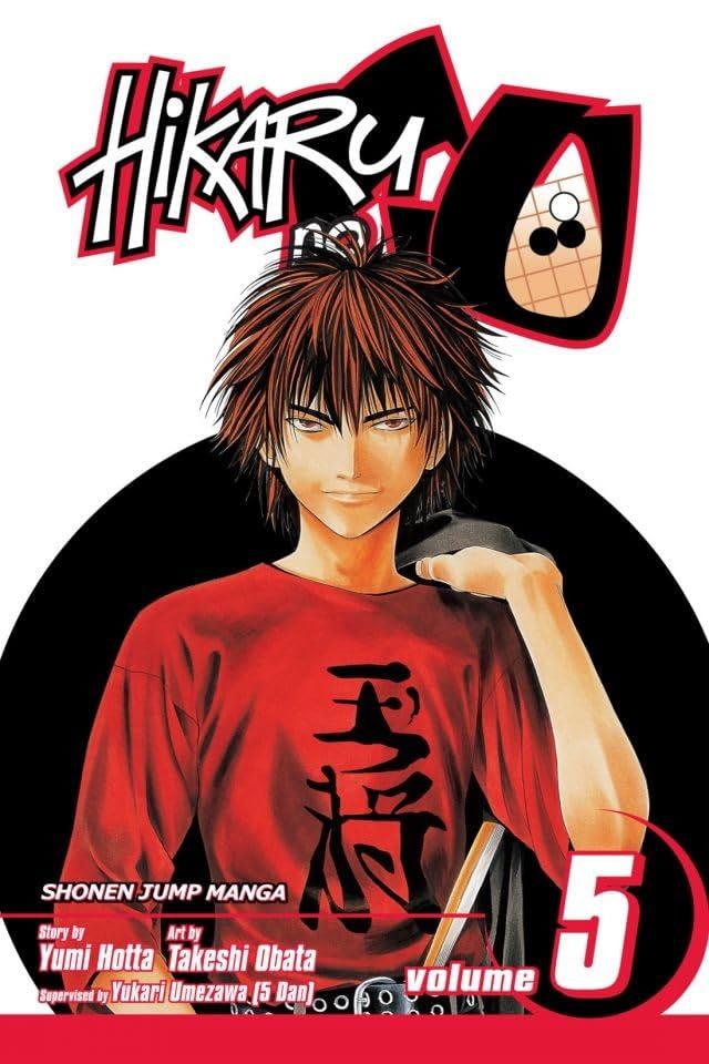 Hikaru no Go Vol. 5