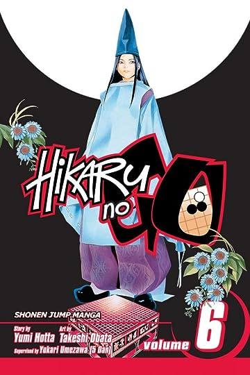 Hikaru no Go Vol. 6