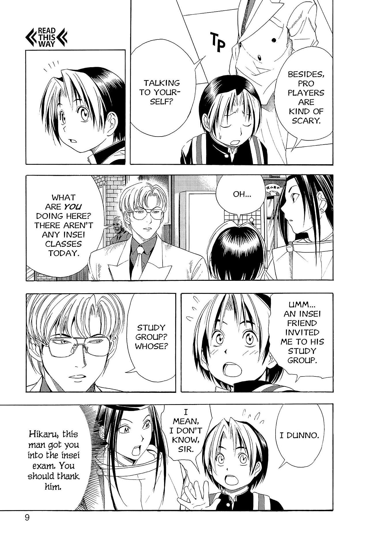 Hikaru no Go Vol. 7