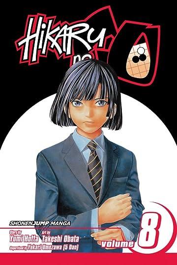 Hikaru no Go Vol. 8