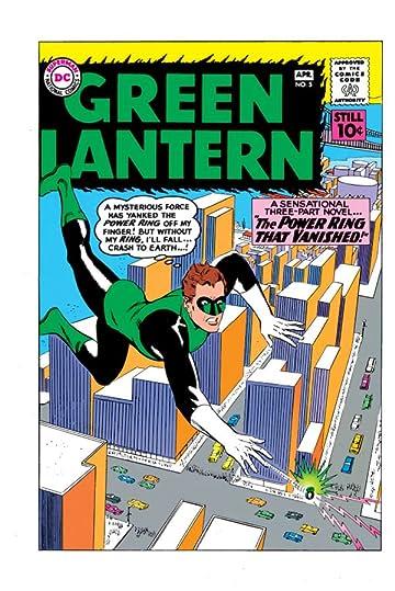 Green Lantern (1960-1986) #5