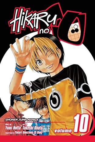 Hikaru no Go Vol. 10