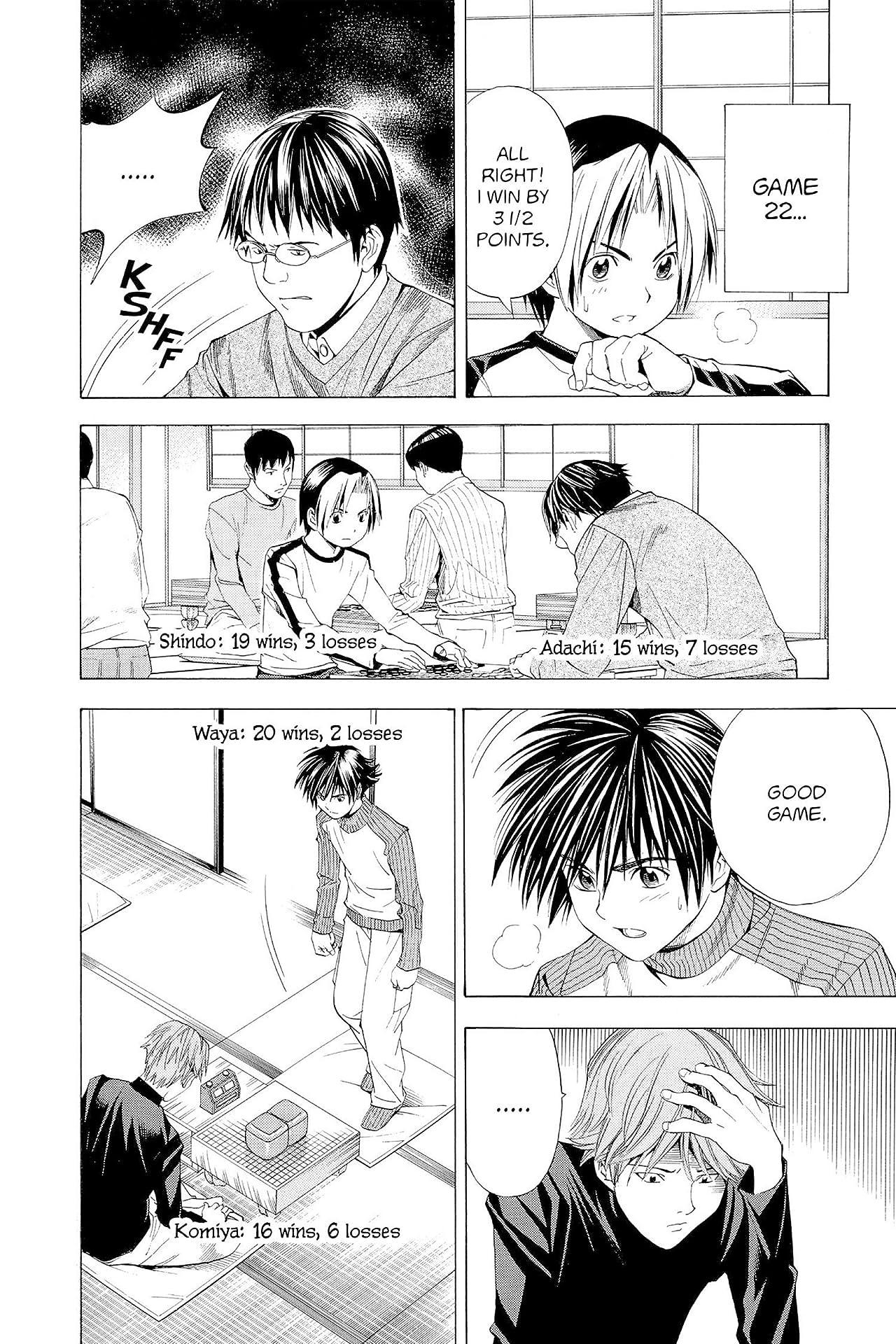 Hikaru no Go Vol. 11
