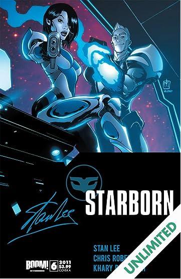 Stan Lee's Starborn #6