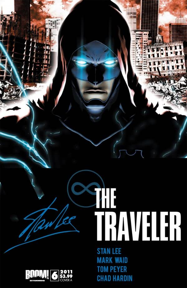 Stan Lee's The Traveler #6