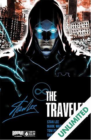 Stan Lee's The Traveler #6