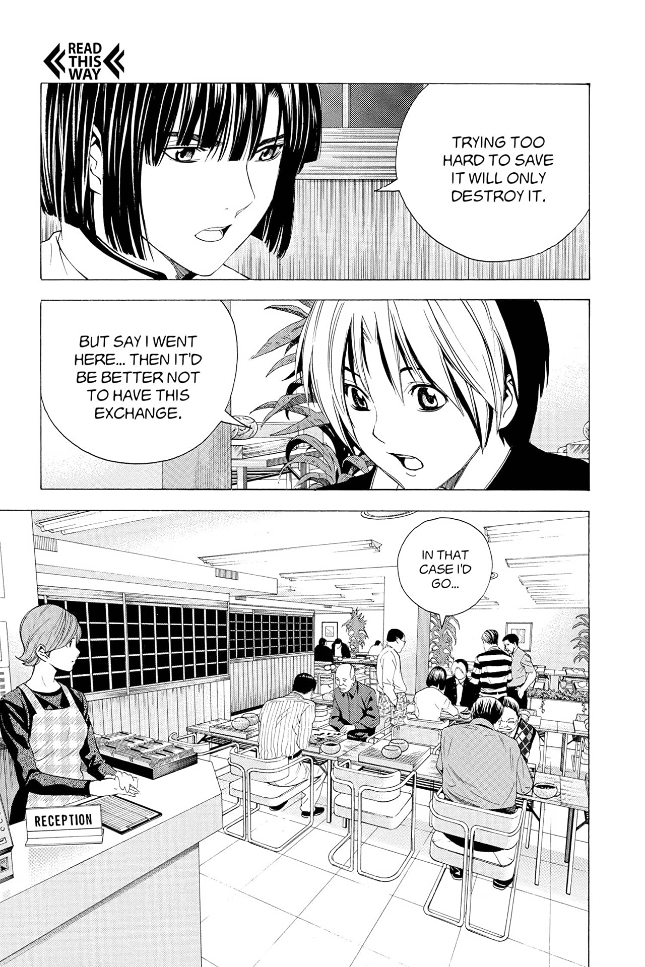 Hikaru no Go Vol. 19